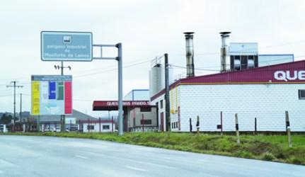 A mellora da depuradora servirá para adaptar esta infraestrutura ás necesidades do polígono industrial do Reboredo.  Arquivo EC.