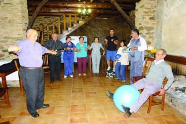 Imaxe de arquivo dunha das actividades integradas na pasada edición do programa Conciénciate, desenvolvido nas parroquias do municipio de A Pobra do Brollón.  (Arquivo EC).