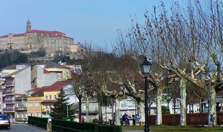 A Área de Rehabilitación Integral (ARI) abrangue dende xullo o Burgo medieval e a totalidade do Conxunto Histórico de Monforte, que inclúe Ramberde, Carude, Praza do Piñeiro e Ribeira do río Cabe. Arquivo EC.