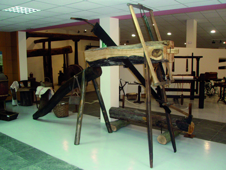 Os Museos temáticos de Quiroga adaptan o seu horario de verán ás necesidades da maior afluencia de visitas. Arquivo EC.