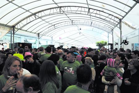 A XXXIV Feira do Viño de Quiroga terá lugar na fin de semana do 26 ao 27 de marzo.  Arquivo EC.