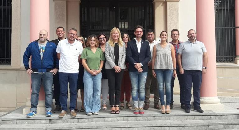 """PSC i En Comú Podem firmen un pacte de govern per """"garantir l'estabilitat"""" i """"fer avançar la ciutat"""""""