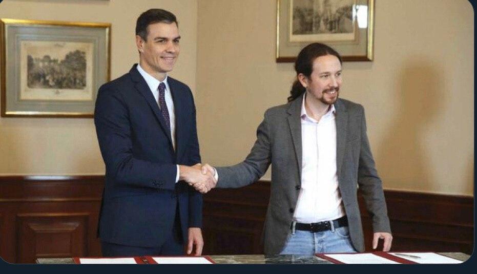 COALICIÓN PROGRESISTA  Un nuevo acuerdo para España