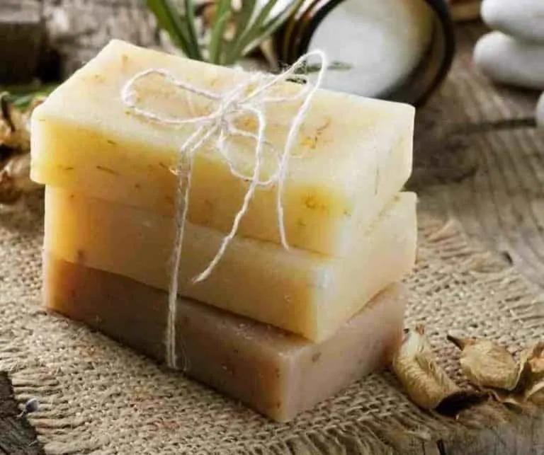 Cómo hacer jabón casero con aceite usado