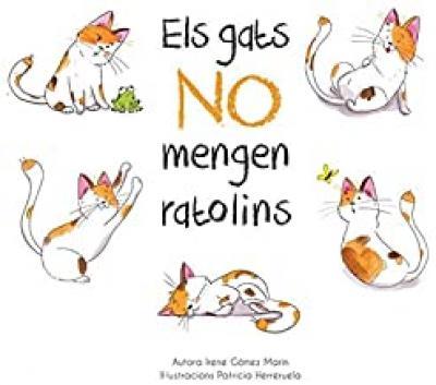 ASAV impulsa la venda del llibre solidari 'Els gats no mengen ratolins' per Sant Jordi