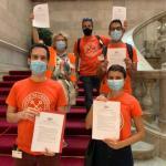 Moment històric: porten la Regulació dels Preus del Lloguer al Parlament de Catalunya