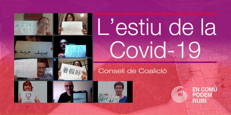 L'estiu de La Covid19