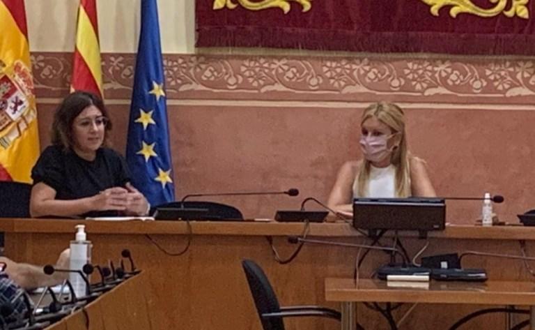 Presentació del Pacte per a la recuperació social i econòmica postCOVID-19