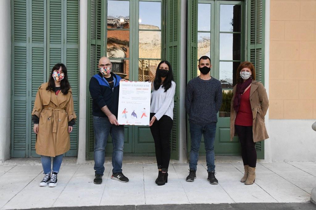 Rubí estrena un Punt de Suport al Voluntariat