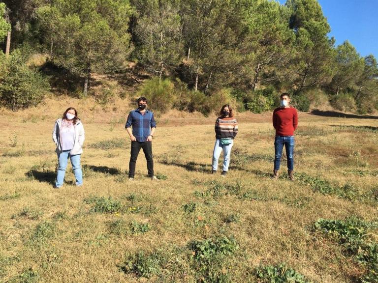 En Comú Podem presenta una resolució al Parlament per aturar la reobertura del Camp de Golf de Can Sant Joan