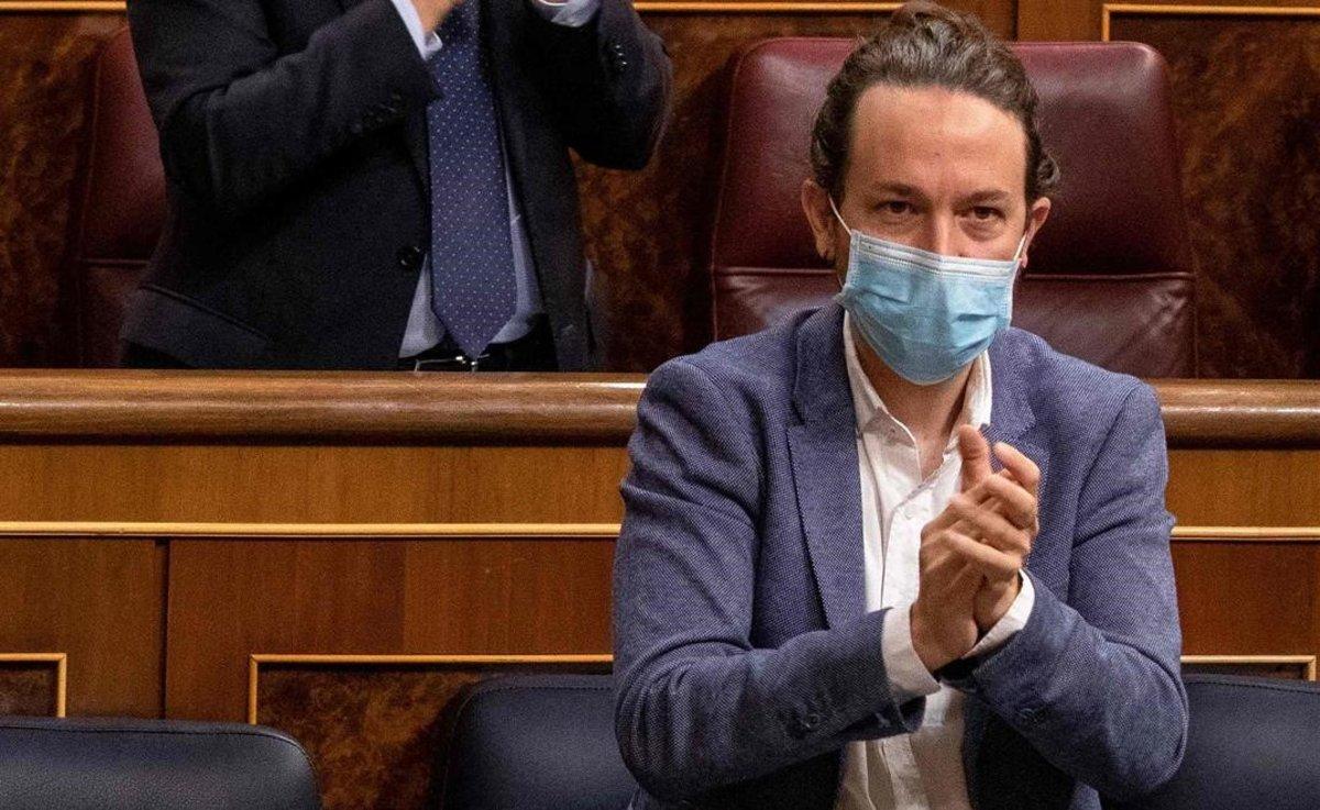 Desahucios, regulación de alquiler y el Ingreso Mínimo Vital, los pulsos que Iglesias ha echado y ganado en el Gobierno