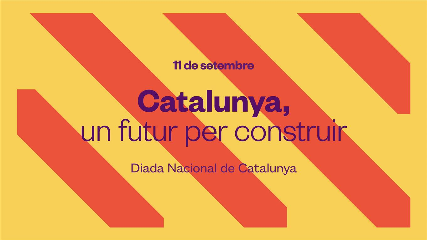 MANIFEST ONZE DE SETEMBRE DE 2021. UN FUTUR PER CONSTRUIR