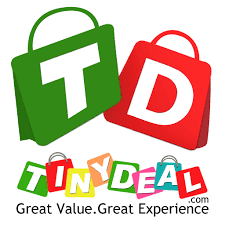 TinyDeal screenshot