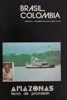 Portada ejempla N°107 de 1982 - Fotografía: Diana Alzate