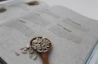Zoom fragmento 2 Libro 150 ideas para celebrar tu bienestar, Nestlé. Foto por: María Camila Duque P