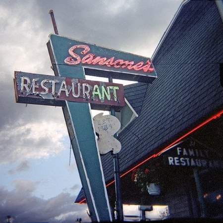 Sansone's Restaurant, Malone, New York