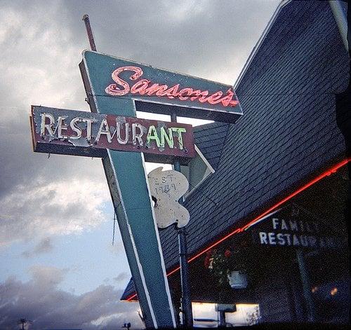Sansone's Restaurant, Malone, New York