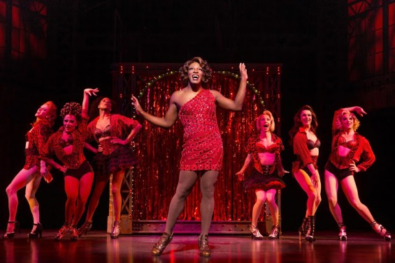 """Kinky Boots"" arrives xxxxxx. Photo: Matthew Murphy"