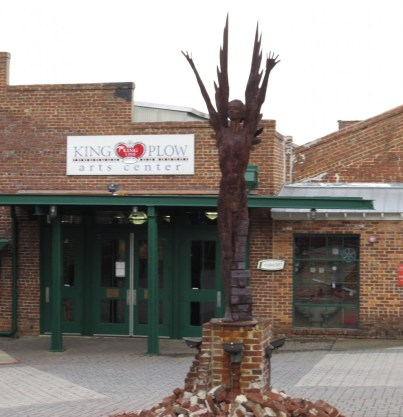 Theater, dance lessons and weddings all take place at Kings Plow.