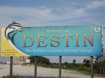 Destin Lucky Fishing Cobia Tournament