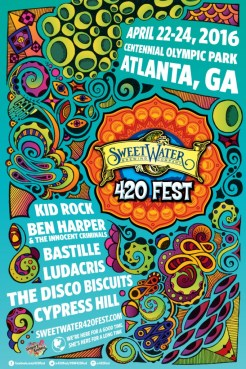 420FestPoster_Courtesy of SweetWater Brewery
