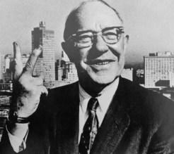 Mayor William B. Hartsfield