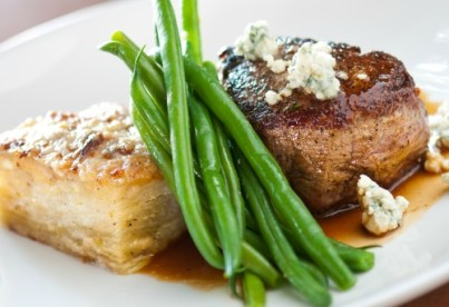 At Crú Food & Wine Bar, the emphasis is on wine and a seasonal menu. And wine.