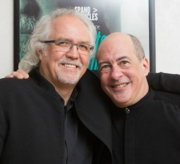 Donald Runnicles (left) and Robert Spano. Photo: Jeff Rothman