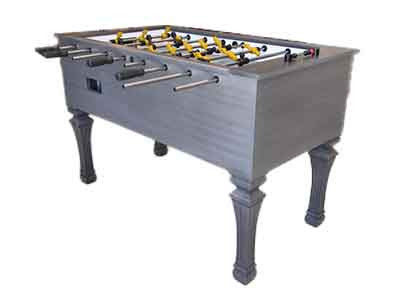 Signature series foosball