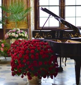 Grand Piano at event