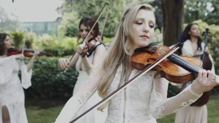 String Quartet for Weddings - Encore Musicians