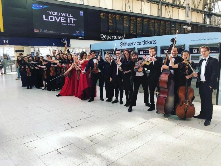 Giardino Session Orchestra