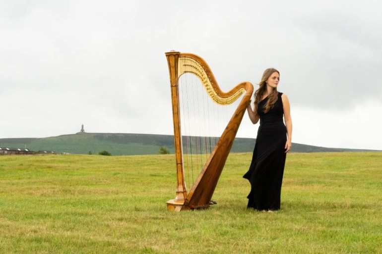 Lucy Nolan - Encore Harpist