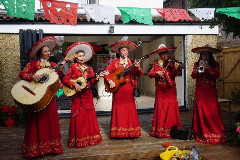 Mariachi Las Adelitas - Female Mariachi Band, available to hire through Encore