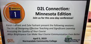 D2L Connection Conference
