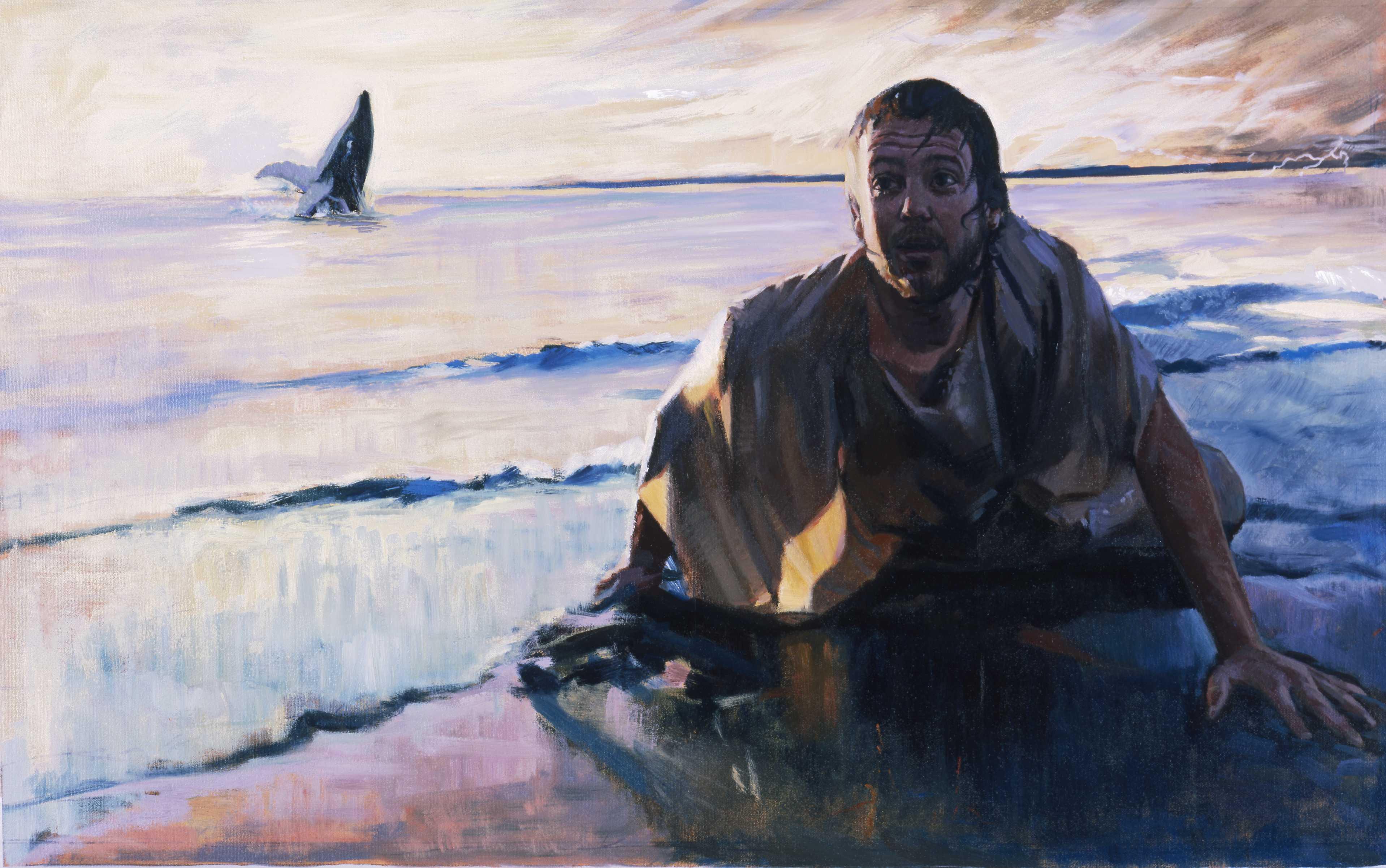 Encounters With God 7 Jonah