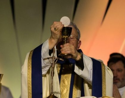A personal  encounter with Jesus in the Holy Eucharist