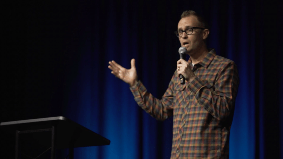 Ministering with Saints and Angels - Brian Orme