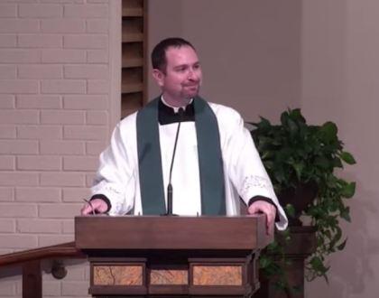 Fr. Mathias Thelen - Homily (Word of God)