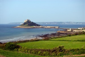 st michaels mount south cornwall coast footpath walking holidays england uk hiking breaks