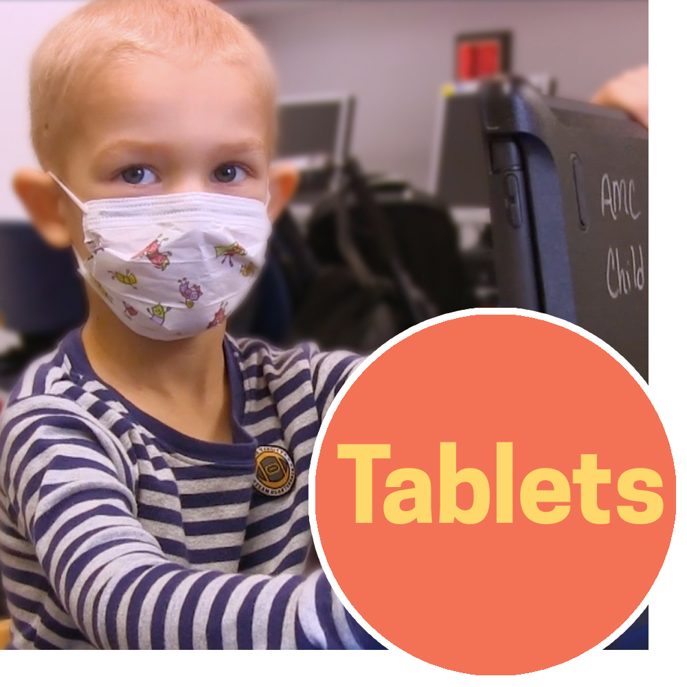Programs - Tablets