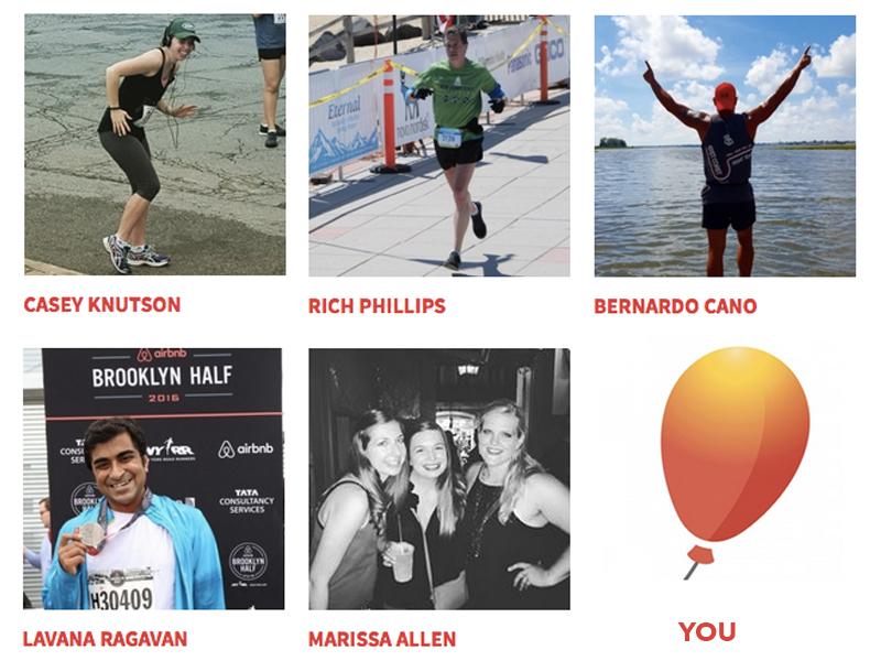 enCourage Kids Marathon Runners 2016