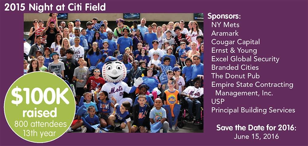 2015 enCourage Kids Mets-Citi Field Event