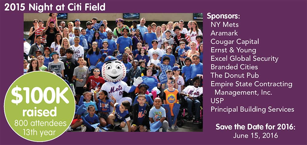 2015 enCourage Kids Mets-Citi Field Event