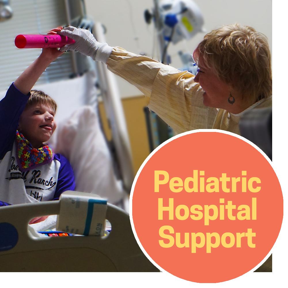 Pediatric Hospital Support