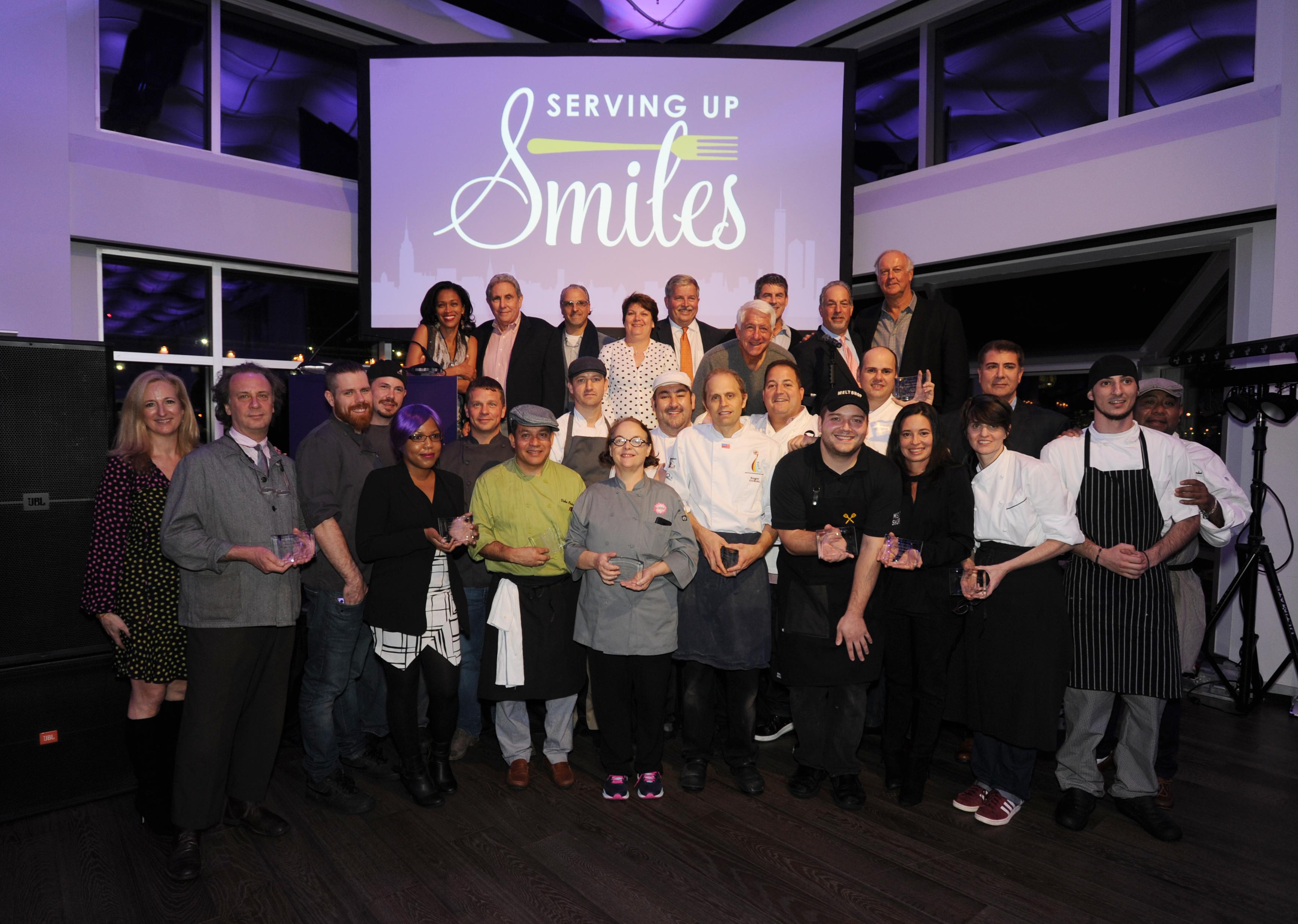 Serving Smiles 2016