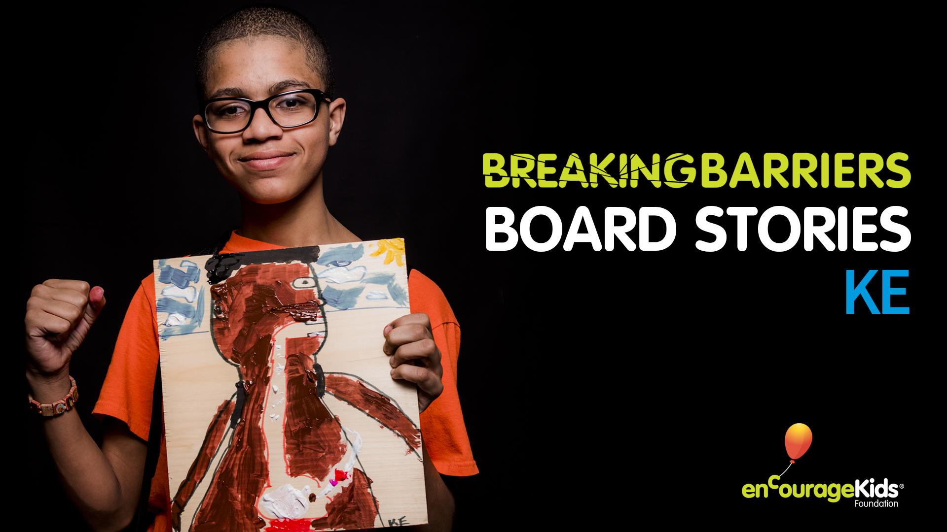 enCourage Kids Board Stories - KE
