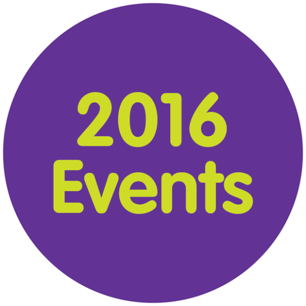enCourage Kids 2016 Events