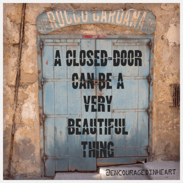 Image result for closed door