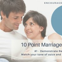 Showing you Value your Spouse - #1 of 10 - Respect